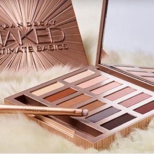 Urban Decay NAKED ULTIMATE BASICS all matte naked